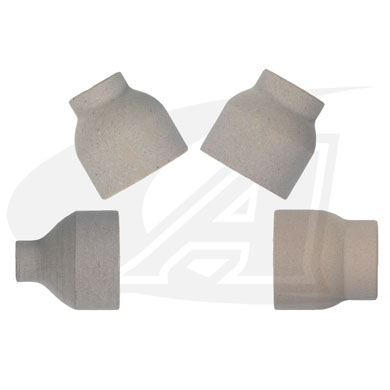 Low Profile Lava Nozzles For WP-24 (8-Series) Torches