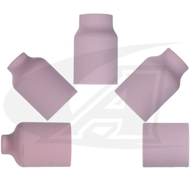 Click to see larger version of Large Diameter Gas Lens Nozzles