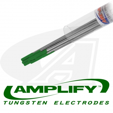 Click to see larger version of Amplify™ Pure Tungsten - Green Tip™