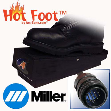 Click to see larger version of Miller® / Hobart® 14 Pin Connector