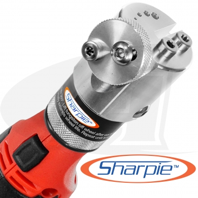 Click to see larger version of Cordless Sharpie SD™ 20° Fixed Grind Angle