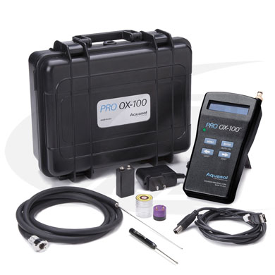 Cordless Programmable Digital Oxygen Monitor