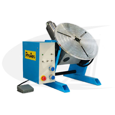 Click to see larger version of PT-101 Light Duty Analog Welding Positioner