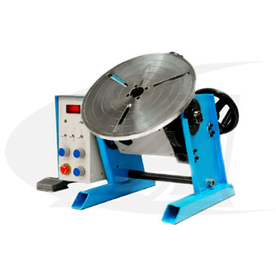 Click to see larger version of PT-202 Medium Duty Digital Welding Positioner