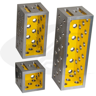 Click to see larger version of BuildPro™ 5-Face Riser Blocks