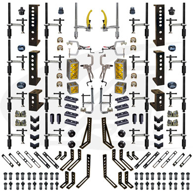 Click to see larger version of BuildPro™ Premium Accessory Kit -- 146 Piece