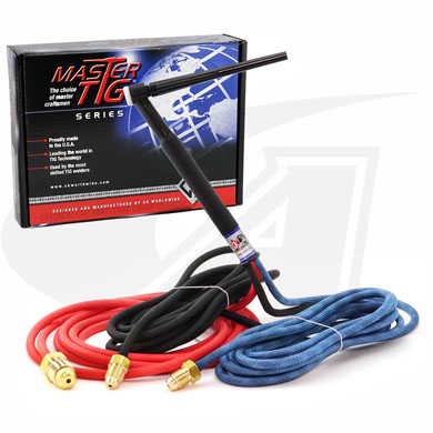 Flexible Torch Pkg, W/12.5\' SuperFlex Cables