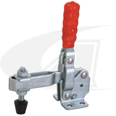 Click to see larger version of BuildPro™ Toggle Clamp -- Vertical