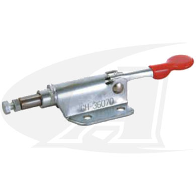 Click to see larger version of BuildPro™ Toggle Clamp -- Reverse Action Push/Pull