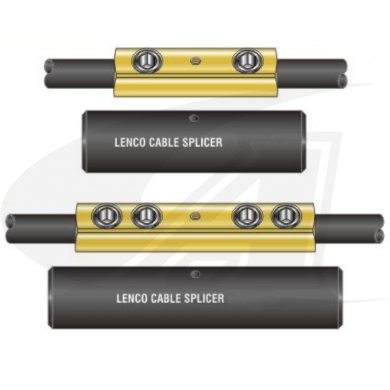 Heavy-Duty Screw-On Cable Splicers