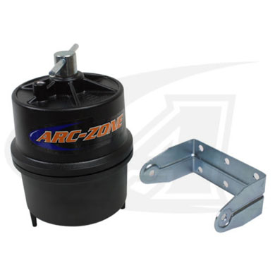 Click to see larger version of Motor Guard PAC Air Filter