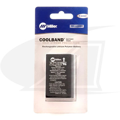 Click to see larger version of CoolBand™ Replacement Battery