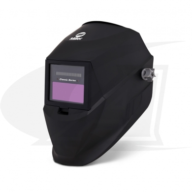 Click to see larger version of Classic Series Black Auto-Darkening Welding Helmet