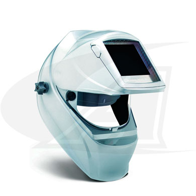 Click to see larger version of Titanium™ 1600i Passive Welding Helmet W/ Grind Shield