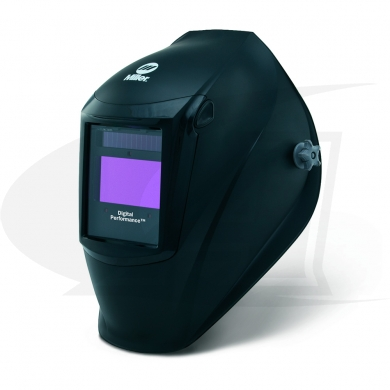 Click to see larger version of Digital Performance Series Black ADF Welding Helmet