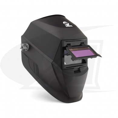 Click to see larger version of Fixed Shade Flip-Up Auto-Darkening Welding Helmet