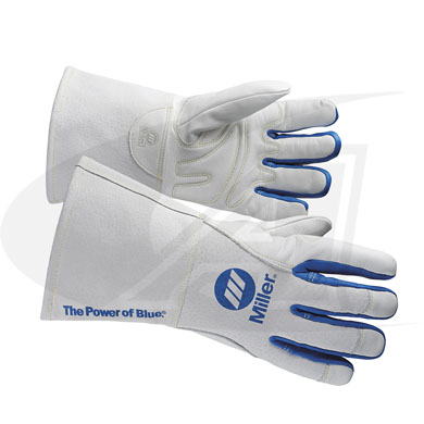 Lined MIG Gloves From Miller