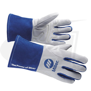 Click to see larger version of TIG Welding Gloves From Miller