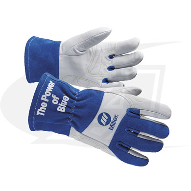 Click to see larger version of TIG/Multitask Welding & Fabrication Gloves From Miller