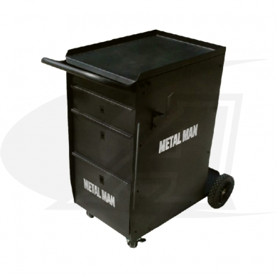 Click to see larger version of Deluxe Welding Cabinet