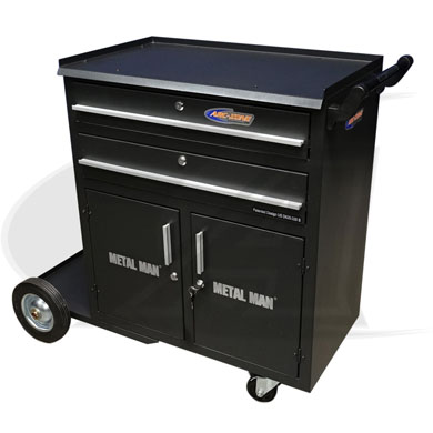 Click to see larger version of Heavy-Duty Welding Cabinet
