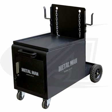 Click to see larger version of Mini Welding Cabinet