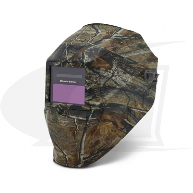 Click to see larger version of Classic Series Camouflage Auto-Darkening Welding Helmet