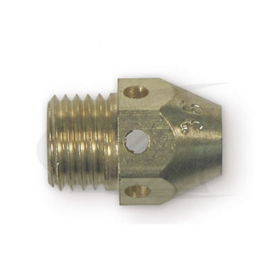 "Click to see larger version of Heavy-Duty Nose Collet Body (5/32"" to 3/16\"") WP-18SC"