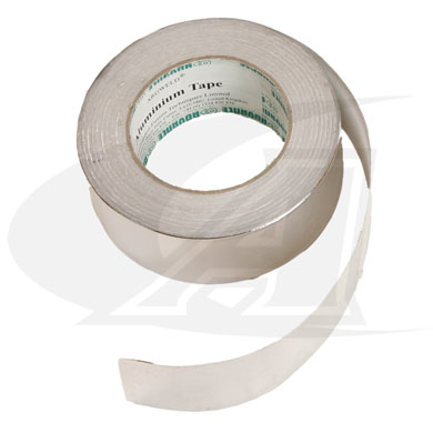 "Click to see larger version of 4"" Wide, Aluminum Welding Tape"