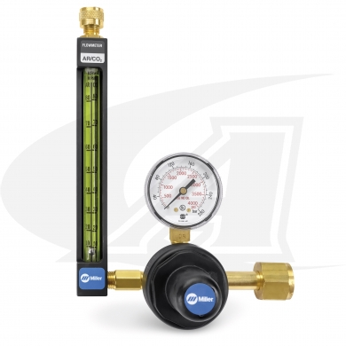 Click to see larger version of Smith® Precision Series Flowmeter/Regulator - MIG