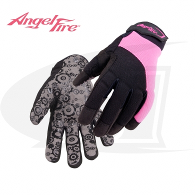 Click to see larger version of AngelFire™ Women's Mechanic\'s Gloves