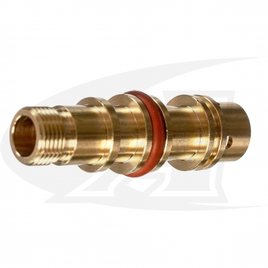 Click to see larger version of Standard Diameter Push-On Collet Body For 3-series (17/26) Torch