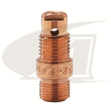 Click to see larger version of Stubby Collet Body For Series 3 (17/18/26) Style Torches