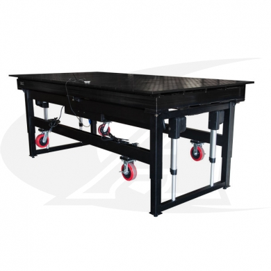 Click to see larger version of Electric Actuated Lift Platform for BuildPro Tables