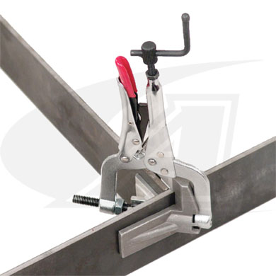 Click to see larger version of JointMaster 90° Angle Locking Clamp