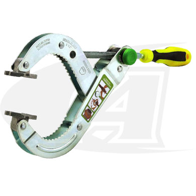 Click to see larger version of Straight Handle Shark Clamp
