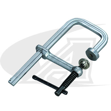Click to see larger version of Reversible Arm Utility Clamp - Medium Duty, Step-Over