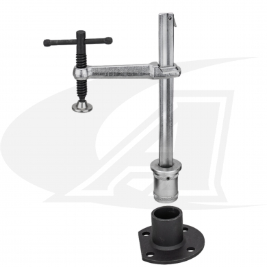 Click to see larger version of Table Mount Modular Platen Clamp -- Heavy Duty