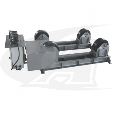 Click to see larger version of 5 Ton Capacity Turning Roll Set