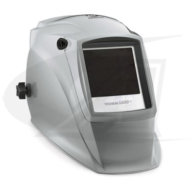 Click to see larger version of Titanium™ 1600 Passive Welding Helmet