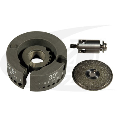 Click to see larger version of Double Decker Grinding Kit
