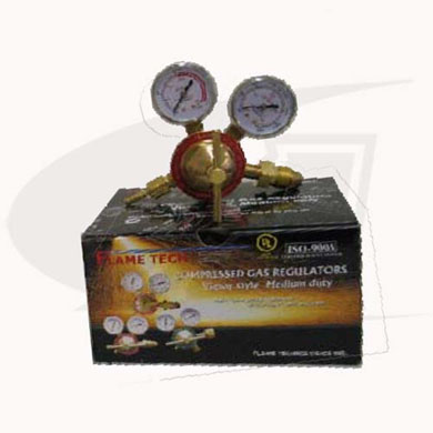 Click to see larger version of Medium Duty Acetylene Regulator