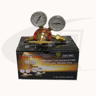 Click to see larger version of Medium Duty Fuel Gas Regulator
