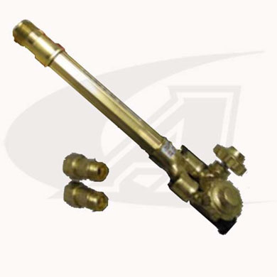 Click to see larger version of Victor® Style Heavy Duty Torch Handle With Check Valves