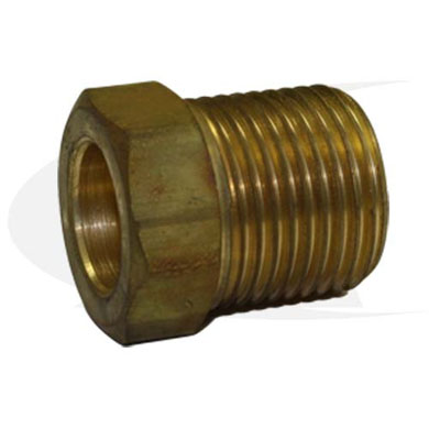 "Click to see larger version of Power / Gas Nut 7/8"" Right Hand \""C\"" Size"