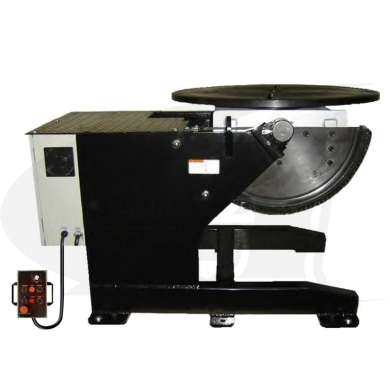 Click to see larger version of 3,500 lb Capacity Welding Positioner