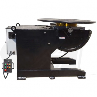 Click to see larger version of 9,500 lb Capacity Welding Positioner
