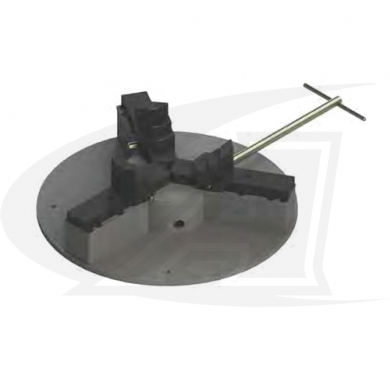 Click to see larger version of Welding Positioner Grippers with Wide Clamping Range