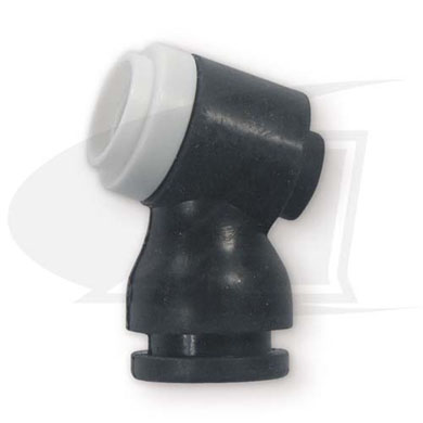 Click to see larger version of 24, 70 Degree Low-Profile Front Loading Torch Head