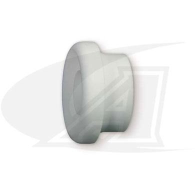 Click to see larger version of Large Gas Lens Insulator